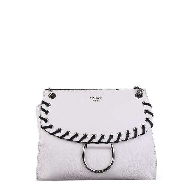 Trendové kabelky Guess v černobíle barvě WB6068121