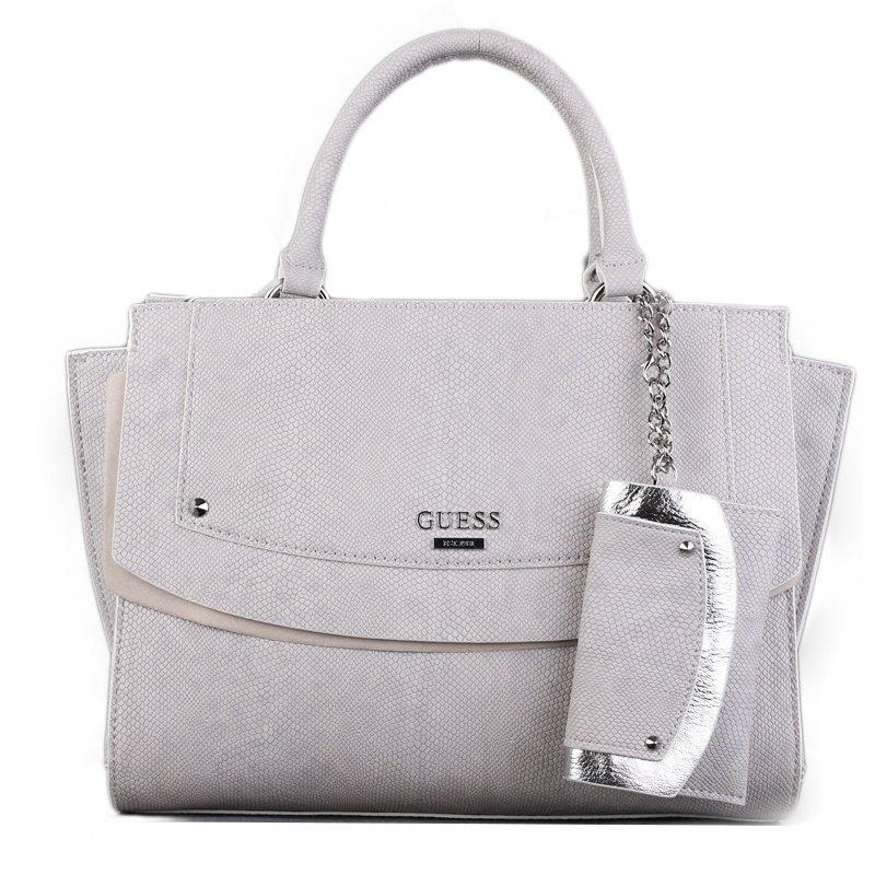 Značkové kabelky Guess pro dámy LZ669006 jemně šedé