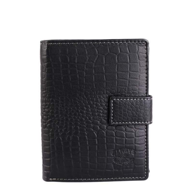 Levné černé pánské kožené peněženky Always Wild N4L-CN black