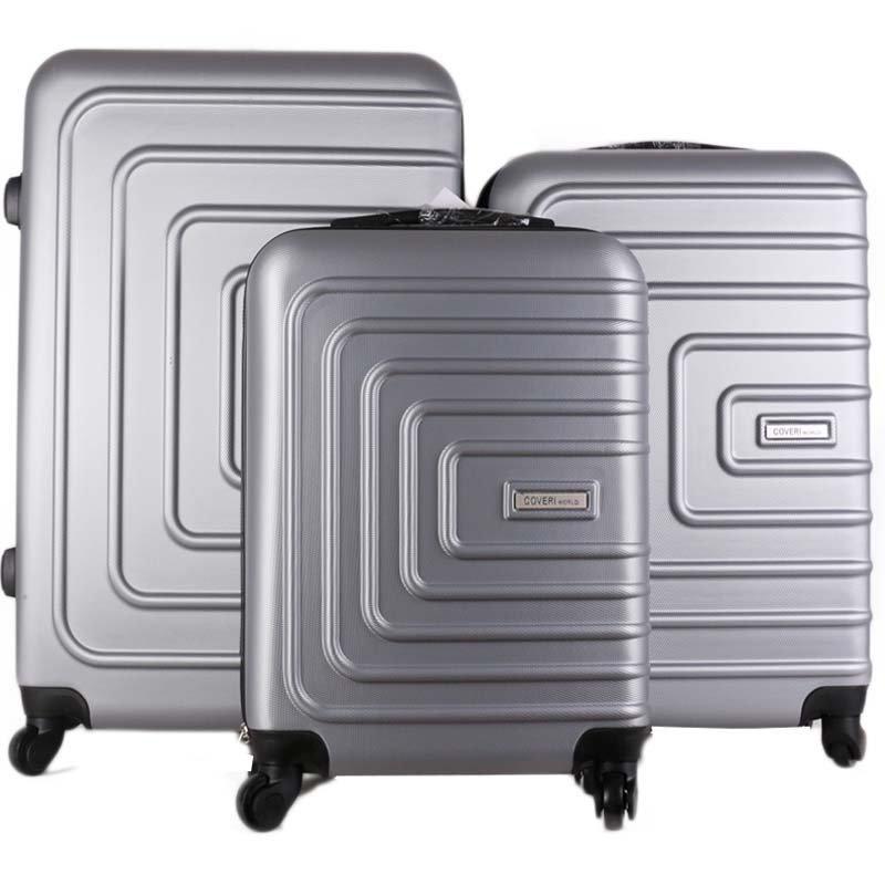 letino cw668 silver Coveri World levná sada 3 kufrů online 38,75,114