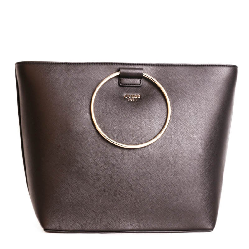 Značková kabelka Guess VG695823 černé