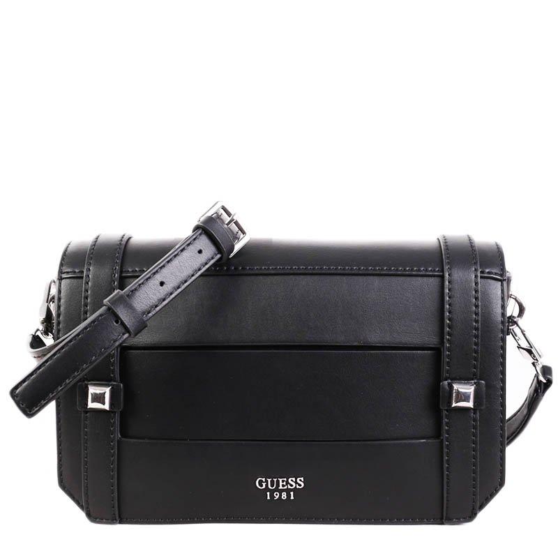 Černá značková kabelka Guess VG686021 black 367ba7d4440